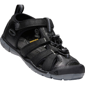 Keen Seacamp II CNX Sandals Kids black/steel grey